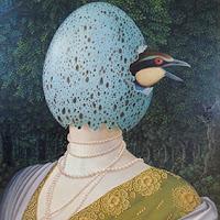Gervasio Gallardo obras de arte surrealistas en venta