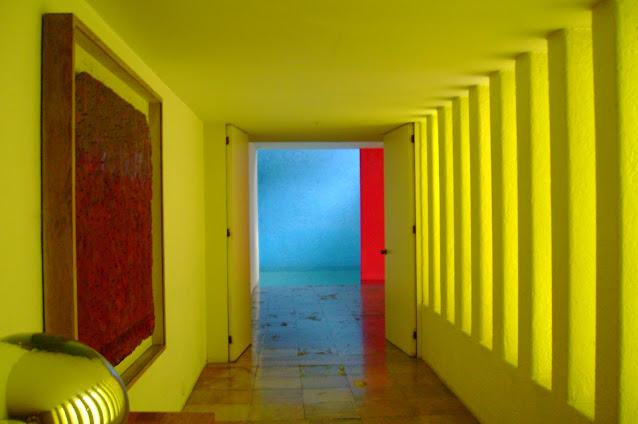 Luis Barragán obras arquitectónicas