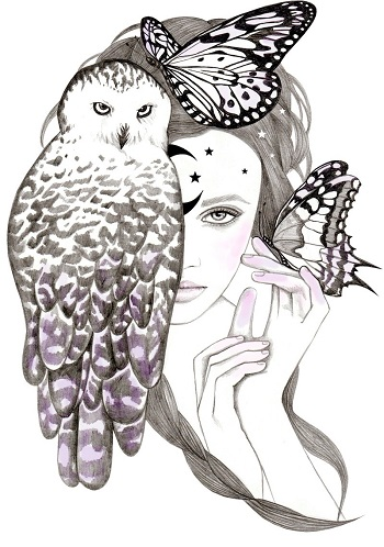 """NightOwl"" by Andrea Hrnjak 