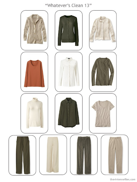 How to Build a Capsule Wardrobe: Starting From Scratch, Stage 5 - Whatever's clean 13