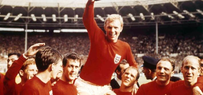 """50 anni fa il """"dubbio"""" goal mondiale"""