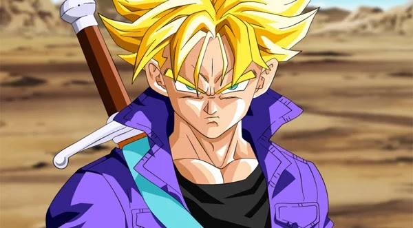 Trunks Is The New Playable Character In Dragon Ball FighterZ Fighting Game.