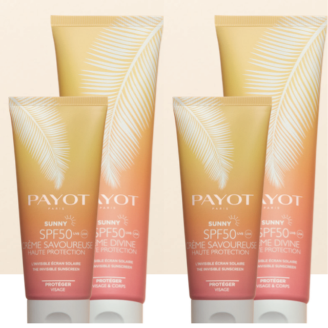 NEW! PAYOT's Sunny Skincare Collection, Lovelaughslipstick Blog