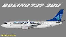 BOEING B-737 seri -300 -400