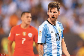 After nearly two months away, Lionel Messi comes out of International retirement