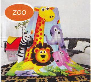 Selimut Kintakun Zoo