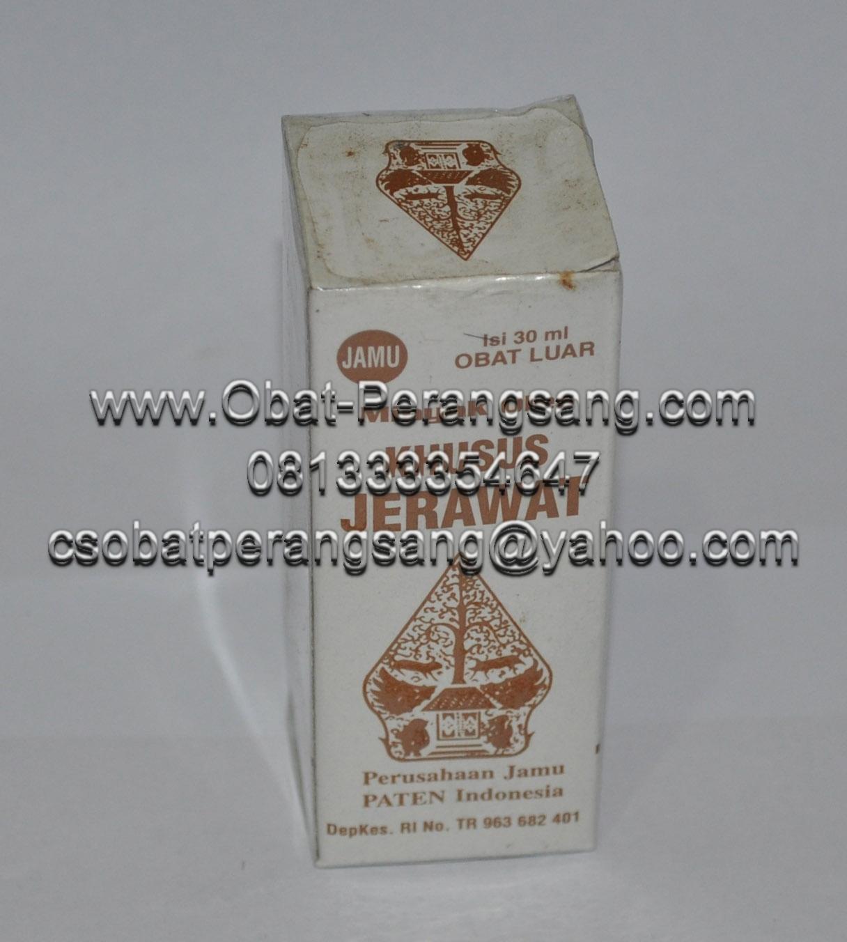 Nany Kosmetik: Minyak Oles Khusus Jerawat Cap Wayang, Obat
