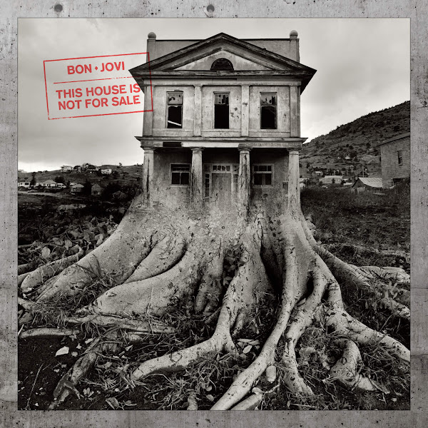 Bon Jovi - This House Is Not for Sale (Deluxe) Cover