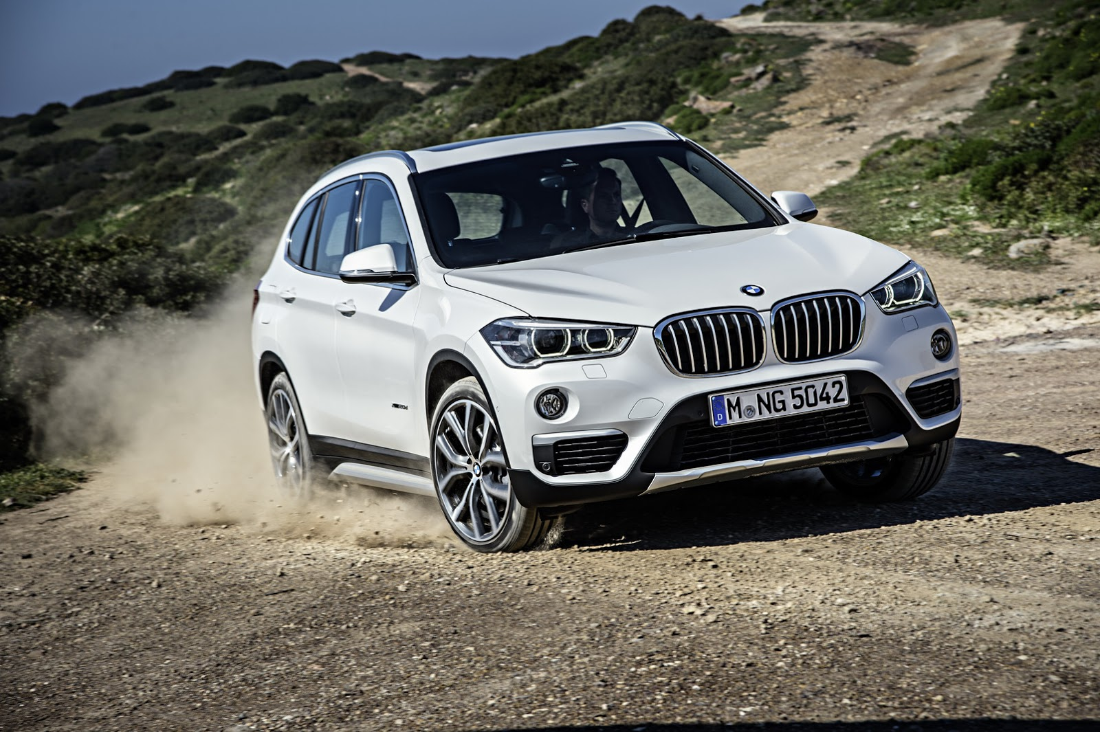 2016 BMW X1 Moves Into Its Second Generation [76 Photos