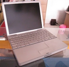 jual powerbook g4 2nd
