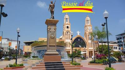 Turismo en Ecuador Ciudad de Pasaje