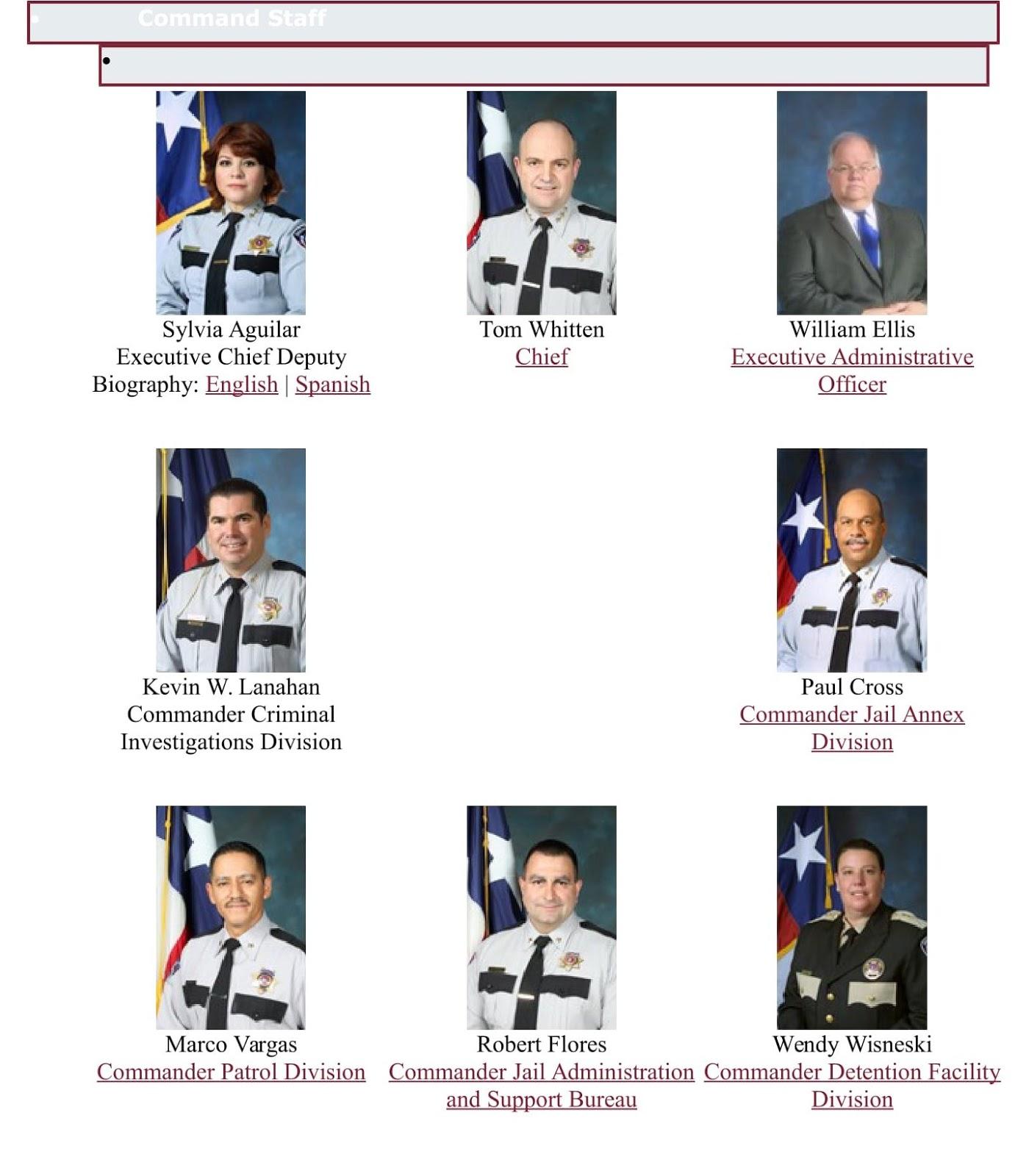 Sheriff Leaks 2016