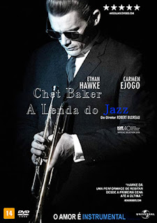 Chet Baker: A Lenda do Jazz - BDRip Dual Áudio