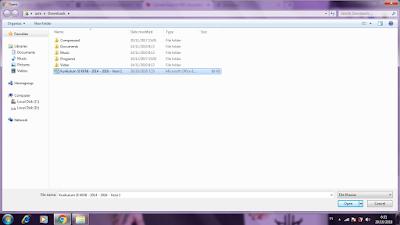 Cara Merubah File Microsoft Excel Ke File PDF
