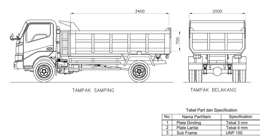 Download Gambar Mobil Truk Pengangkut Pasir