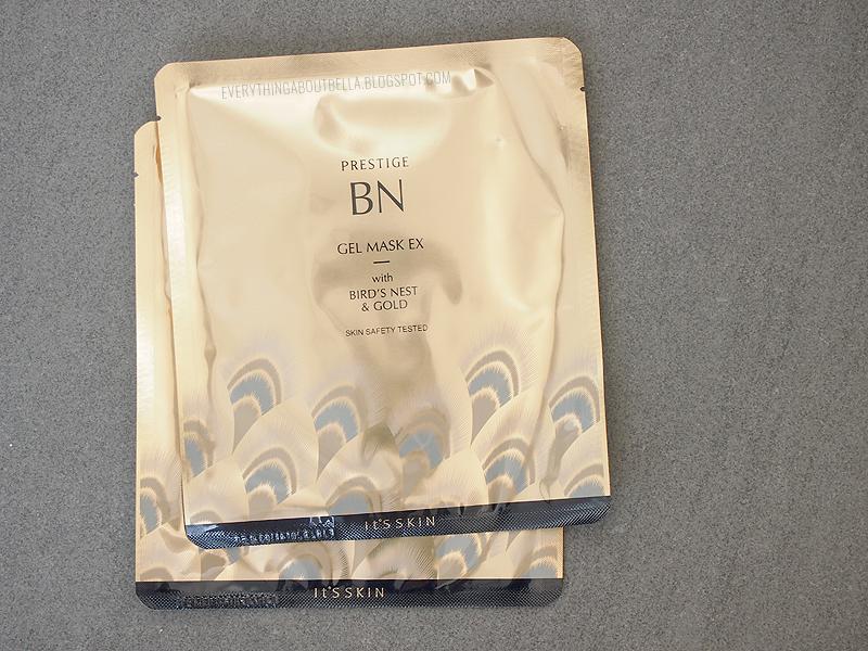 It'的Skin Prestige BN凝胶面膜EX