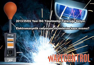 Wavecontrol SMP2 emr cihazı