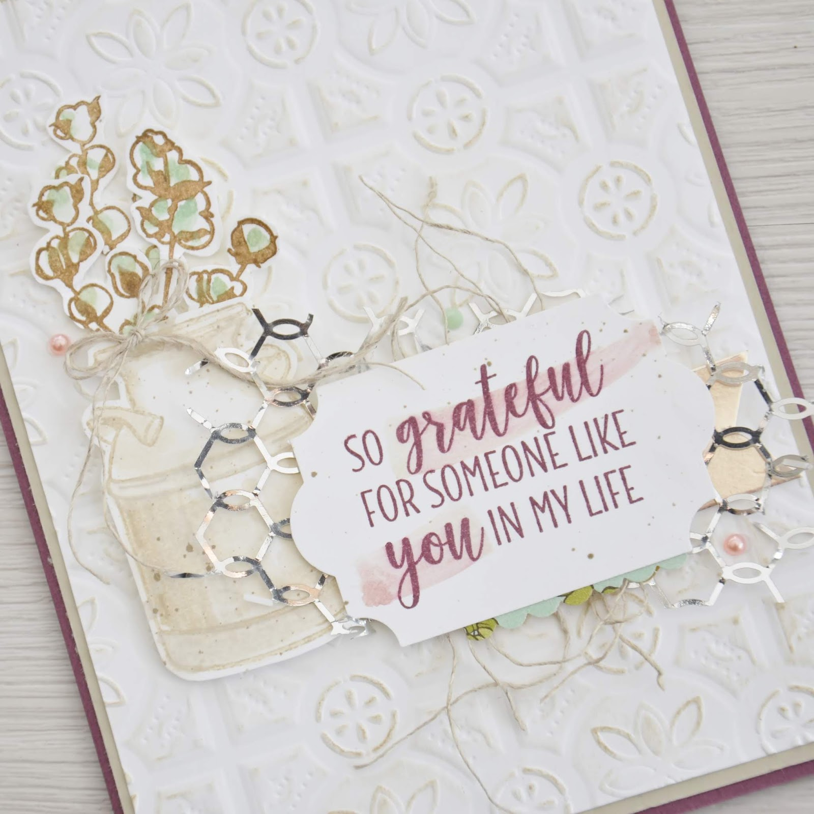 Stampin' Dolce: Country Home - Crafty Carrot Co  Blog Hop