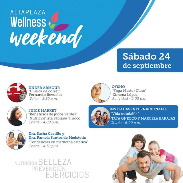 Altaplaza Wellness Weekend