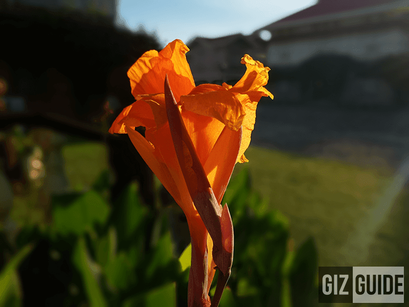 Depth of field mode