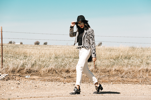 Coachella Rodeo Spring look with Nasty Gal