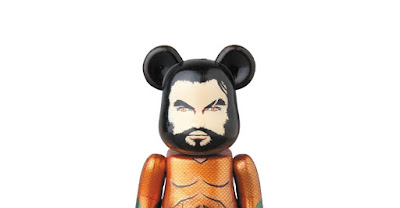 Aquaman Movie 100% Be@rbrick Vinyl Figure by Medicom Toy x DC Comics