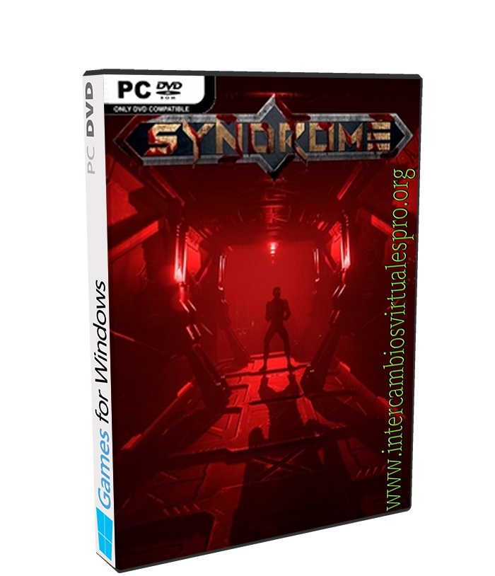 Syndrome poster box cover