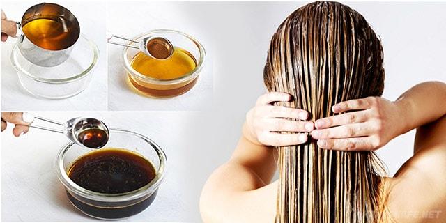 DIY coffee shampoo recipe - www.kahvekafe.net