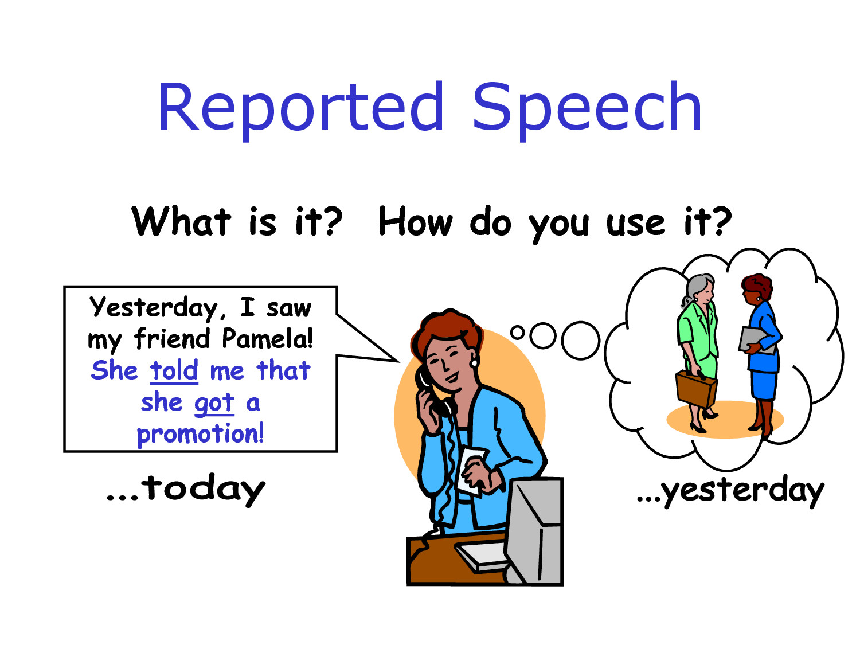 Download Soal Reported Speech Direct Amp Indirect Speech Dan Pembahasan