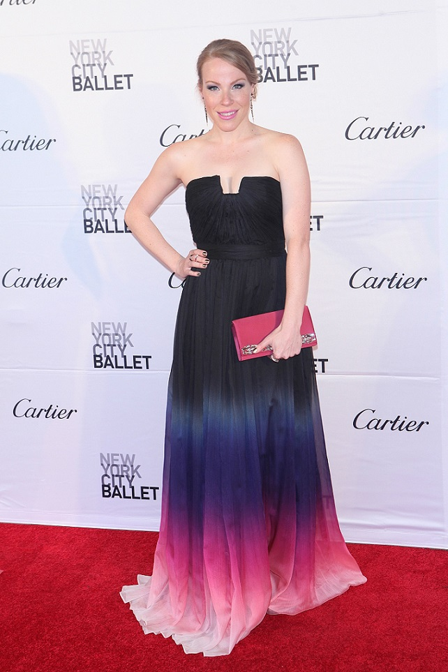 Emma Myles Red Carpet