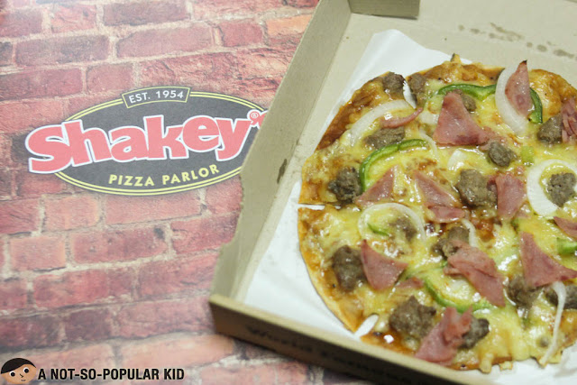Let's All Go To Shakey's - Home of the World Famous Pizza