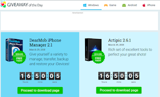Mau Software Berbayar tapi Gratis dan Halal? giveaway software. paid and free software