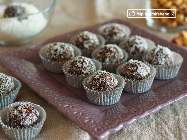 Power Food Balls - Mipiacemifabene ;-)