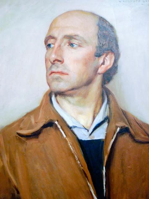 Museo Pérez Comendador-Leroux, Self Portrait, Portrait of Painters, Retrato del escultor Enrique Pérez Comendador, César Velasco Museo de Hervás