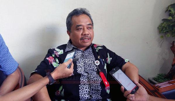 Kepala Bagian Hukum Setda Pemkab Lumajang Ahmad Taufik Hidayat, SH., M.Hum