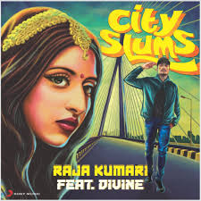 Raja Kumari feat. Divine Ost City Slums Movie Song Lyrics