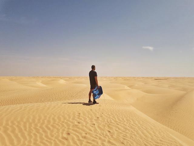 Tunisia desert fun in Douz & Chott El Djerid