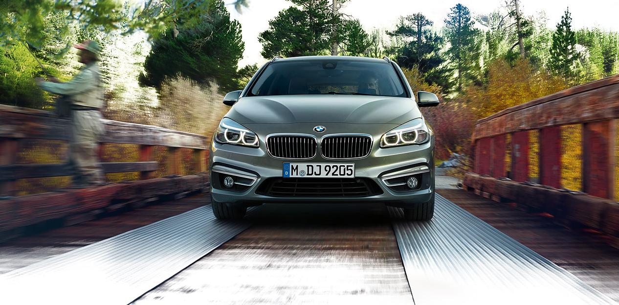 Gamma motori BMW Serie 2 Active Tourer: diesel e benzina. Caratteristiche e consumi