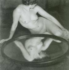 Clarence H. White, Nude Study, 1909