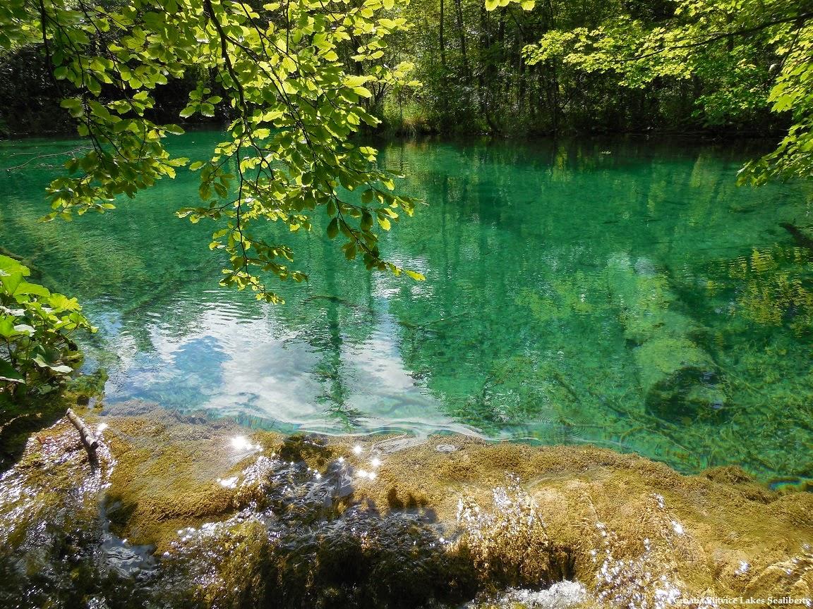 Croatia Plitvice beautiful lakes Sealiberty Cruising 2014