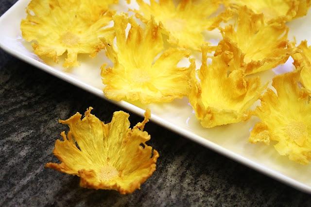 Ananaskukkia