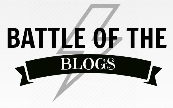 ∆ BATTLE OF THE BLOGS JUNI