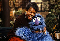 "Maya Angelou's Top 11 Inspirational Quotes: ""Try to be a rainbow in someone's cloud."""
