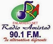 Radio Amistad 90.1 fm Aucayacu en vivo