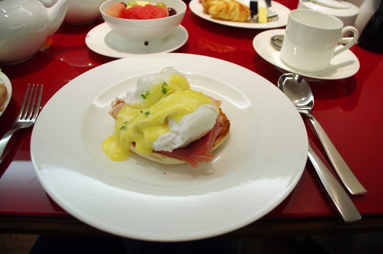 G&V Royal Mile Hotel Edinburgh Breakfast
