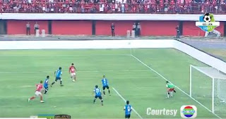 Bali United vs Barito Putera 2-0 Highlights