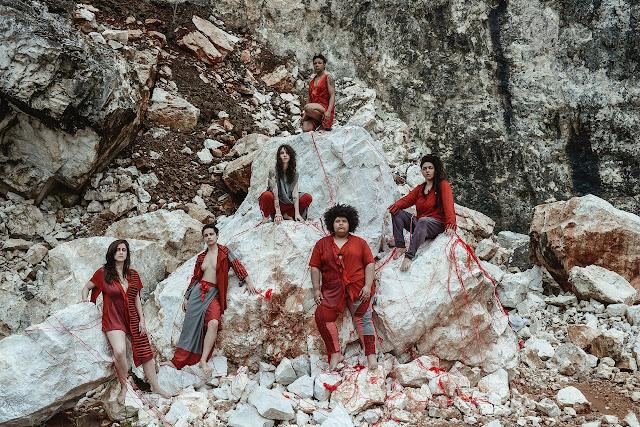 A banda curitibana Mulamba lança o tão aguardado álbum de estreia