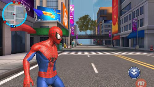تحميل لعبة Spider man 2 للاندرويد بحجم 400 ميجا