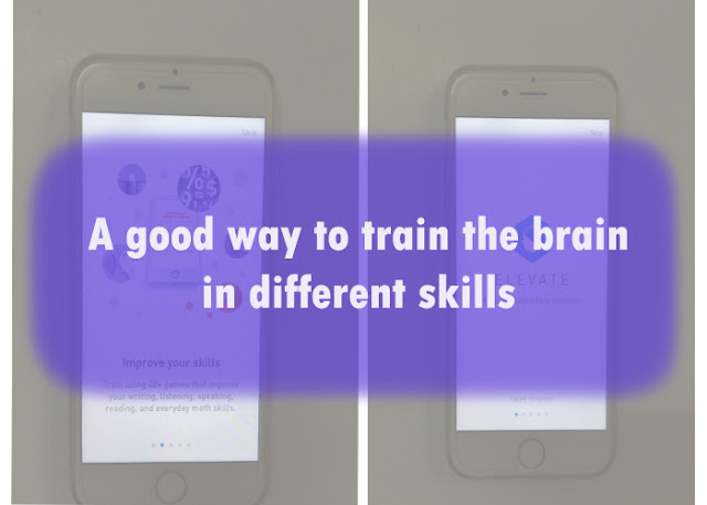 A good way to train the brain in different skills