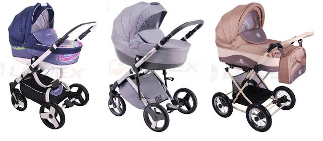 Jak wybrać odpowiedni wózek dziecięcy.